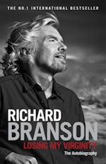 Cover of Richard Branson's Losing My Virginity